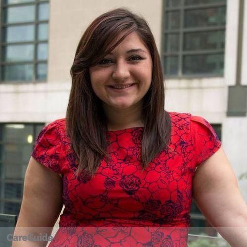 Canadian Nanny Provider Giuliana Guarna's Profile Picture