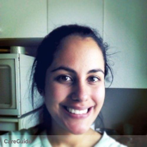 Canadian Nanny Provider Brenda Ruiz Gamarra's Profile Picture