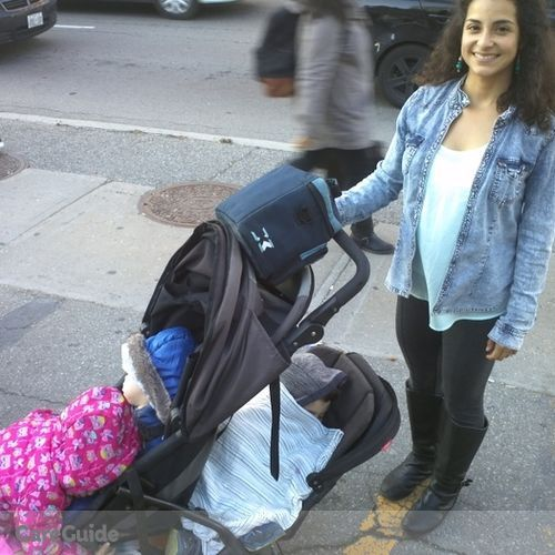 Canadian Nanny Job Alejandra Ballon's Profile Picture