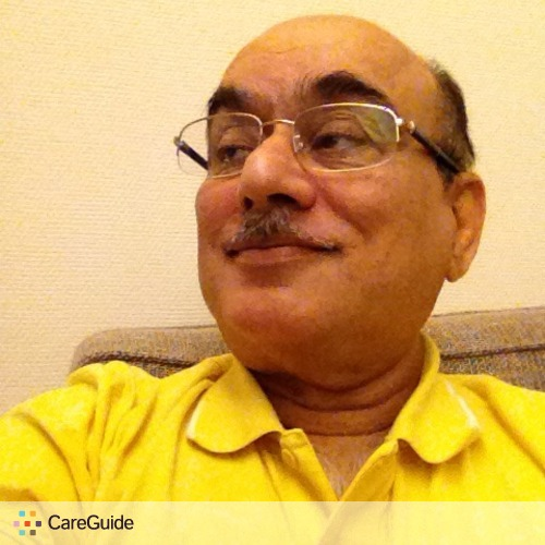 Housekeeper Provider Sudhir Kumar's Profile Picture