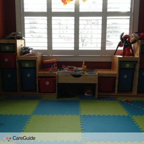Child Care Provider Del Da costa's Profile Picture