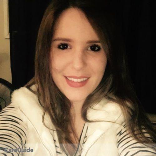 Canadian Nanny Provider Aline R's Profile Picture