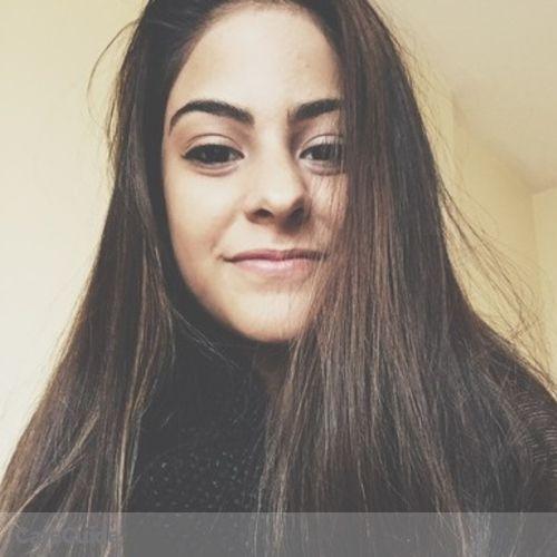 Canadian Nanny Provider Maria Diaz's Profile Picture