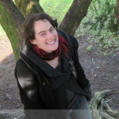 Canadian Nanny Provider Jessica Cowen's Profile Picture