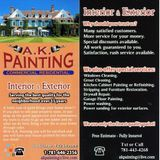 Painter in Burlington