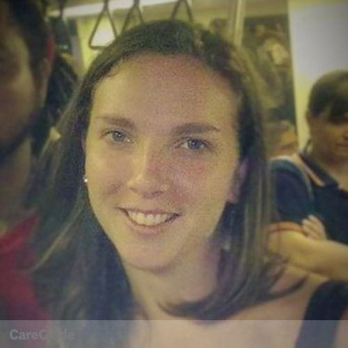Canadian Nanny Provider Louisa W's Profile Picture
