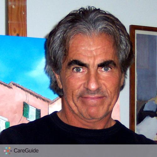 Handyman Provider Conrad Charles's Profile Picture