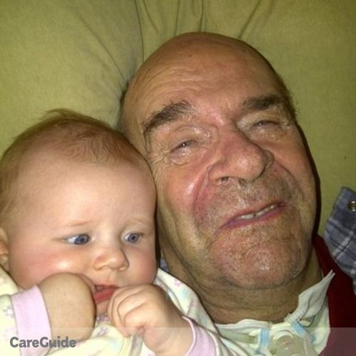 Canadian Nanny Job John Parnell's Profile Picture