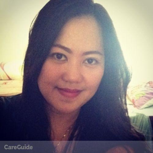 Canadian Nanny Provider Carmelisa Versola's Profile Picture
