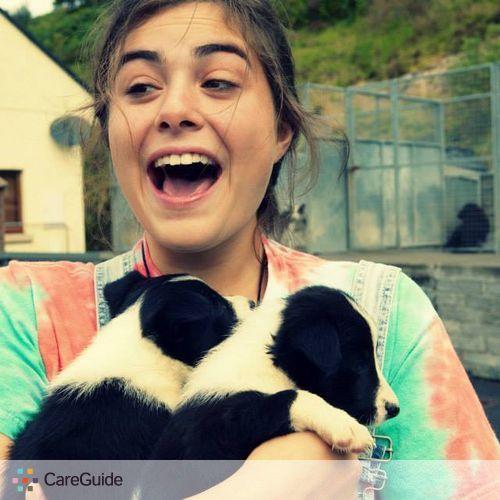 Pet Care Provider Julia V's Profile Picture
