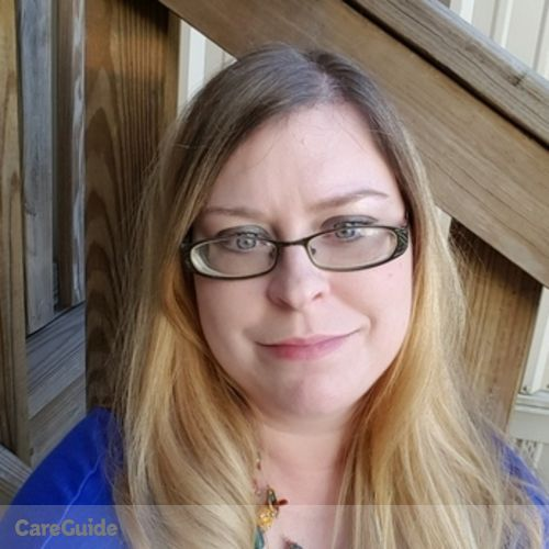 House Sitter Provider Amy Magby's Profile Picture