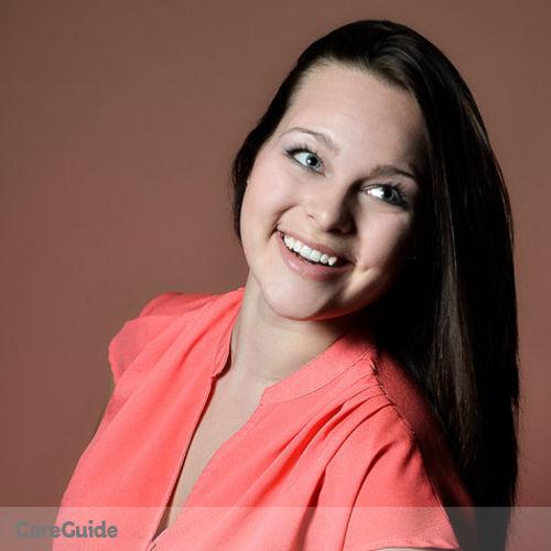 Canadian Nanny Provider Alexandra S's Profile Picture