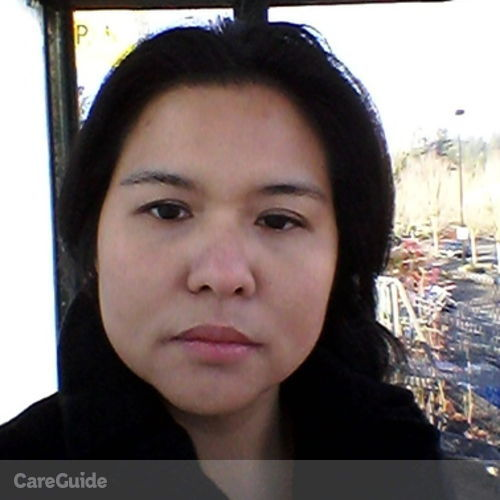 Housekeeper Provider Monica Vicente's Profile Picture