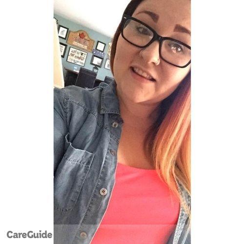 Canadian Nanny Provider Amanda Simpson's Profile Picture