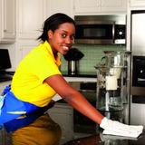 I clean houses