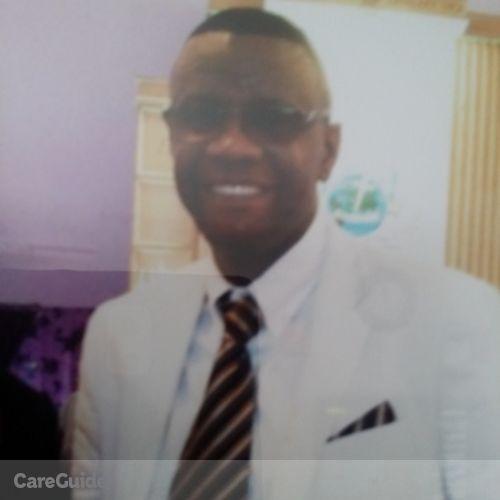 Elder Care Provider Peterson Kavetura's Profile Picture