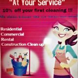 """At Your Service"""" Houskeeping"""