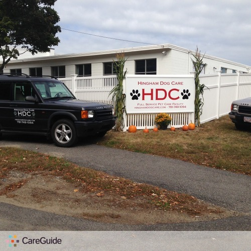 Pet Care Provider Hingham Dog Care's Profile Picture