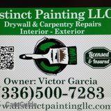 Painter in Greensboro