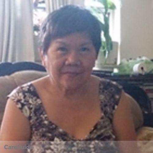 Canadian Nanny Provider Erlinda Dinglasan's Profile Picture