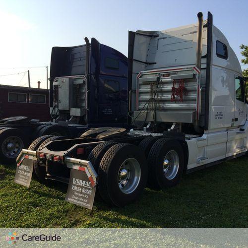 Truck Driver Job John K's Profile Picture