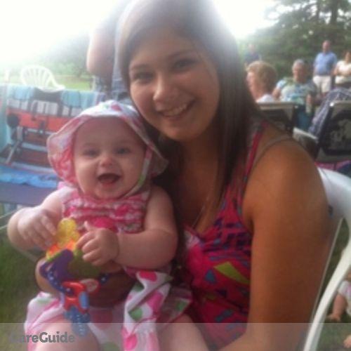 Canadian Nanny Provider Krista F's Profile Picture