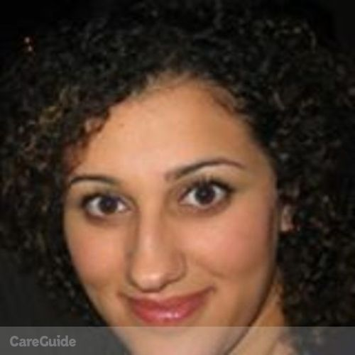 Canadian Nanny Provider Reem S's Profile Picture