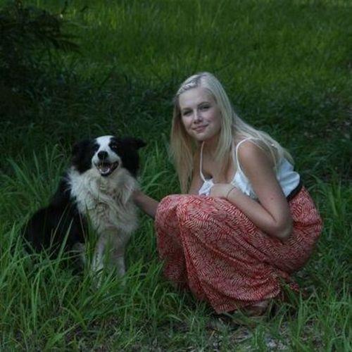 Pet Care Provider Ashlee B's Profile Picture