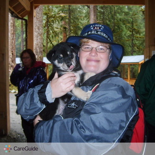 Pet Care Provider Monica Schmutte's Profile Picture