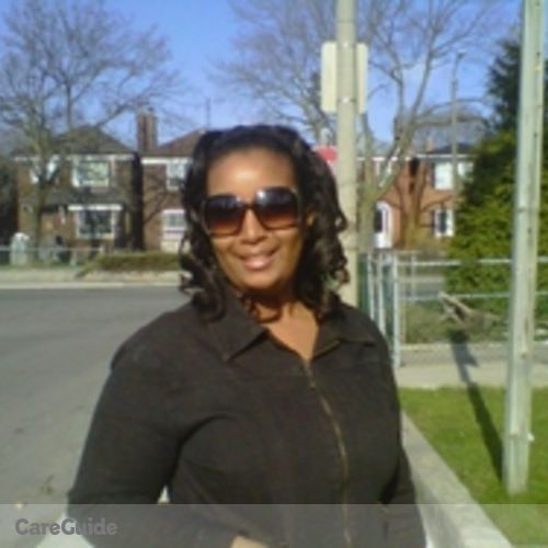 Canadian Nanny Provider Cursyl R's Profile Picture