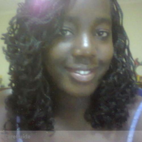 Canadian Nanny Provider Laetitia Akimana's Profile Picture