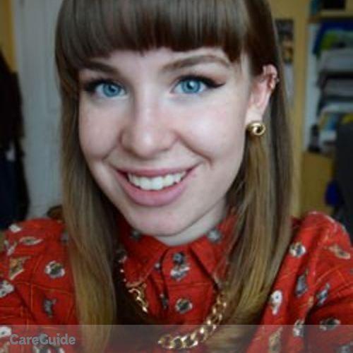 Canadian Nanny Provider Jill B's Profile Picture