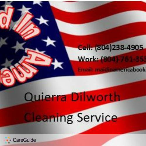 Housekeeper Provider Quierra Dilworth's Profile Picture