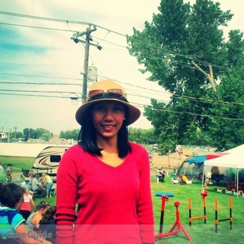 Canadian Nanny Provider Elsie C's Profile Picture