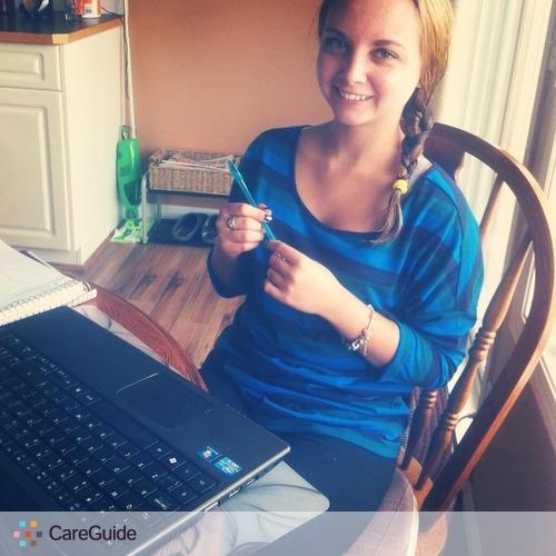 Child Care Provider Brittny P's Profile Picture