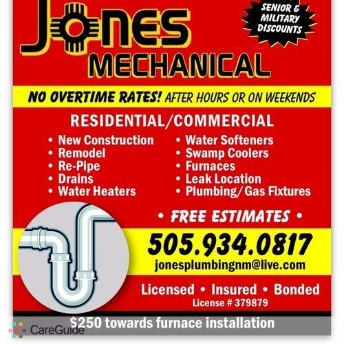 Plumber Provider Scott Jones's Profile Picture