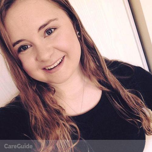 Canadian Nanny Provider Tiana Salmon's Profile Picture