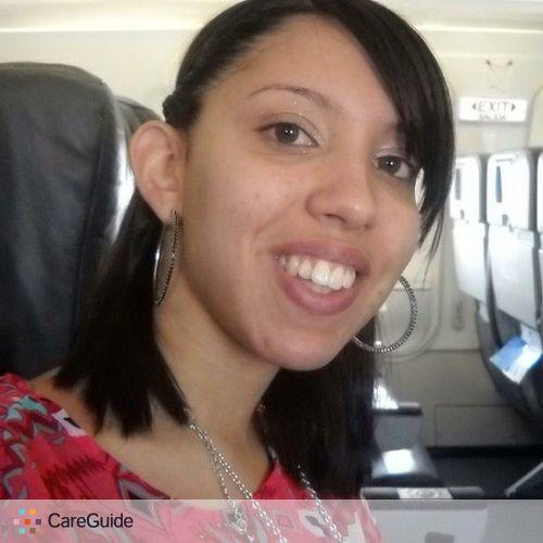 Child Care Provider Nyasia Medina's Profile Picture