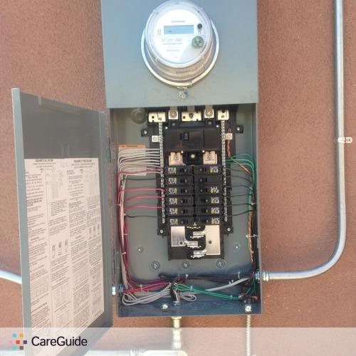 Electrician Provider Rafael O's Profile Picture