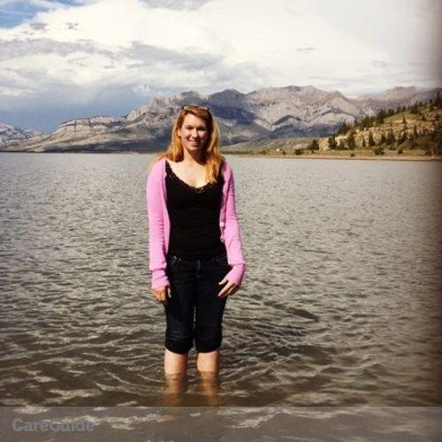 Canadian Nanny Provider Rebecca Laramee's Profile Picture