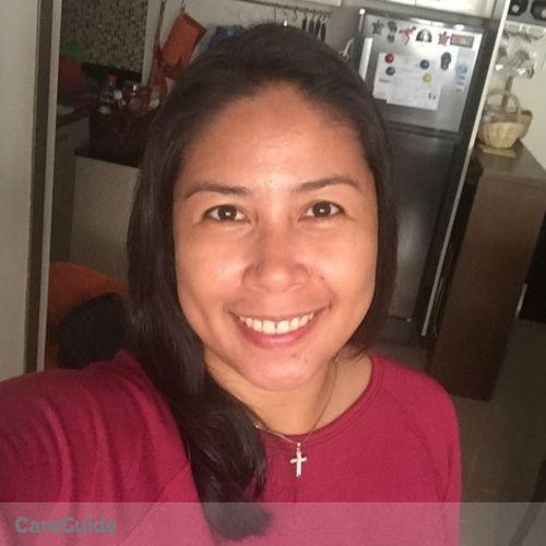 Canadian Nanny Provider Rebya Upalda's Profile Picture