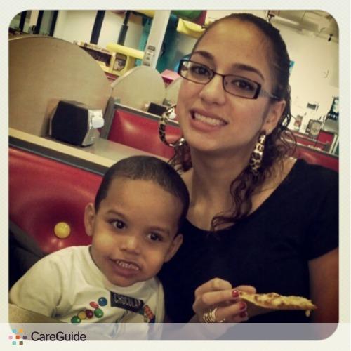 Child Care Provider Genesia R's Profile Picture