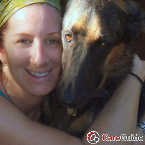 Pet Care Provider Jillian Felleman's Profile Picture