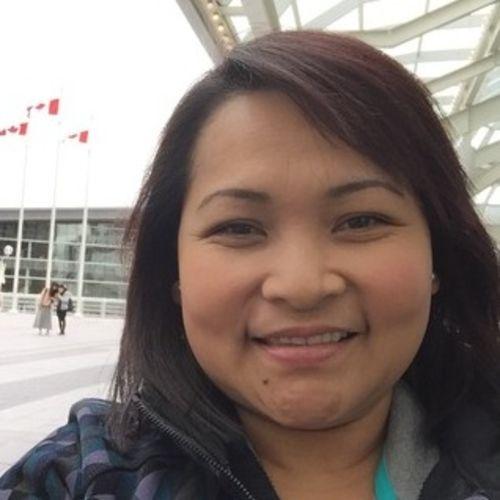 Canadian Nanny Provider Aida T's Profile Picture