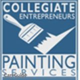 College Aged Painters