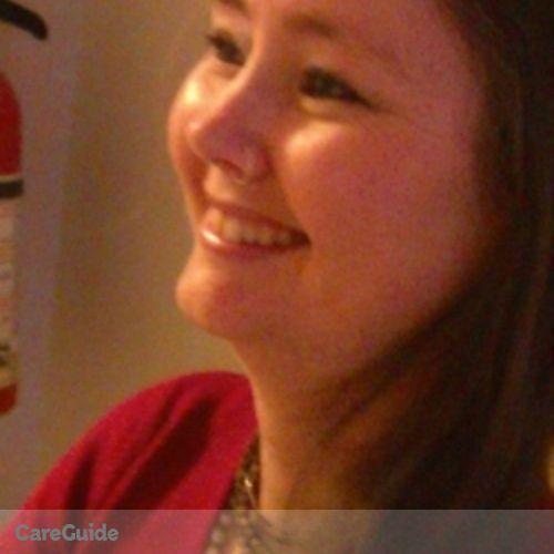 Canadian Nanny Provider Rachael F's Profile Picture