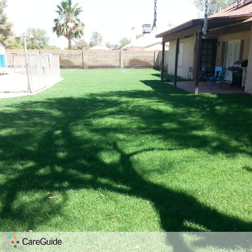 Landscaper Provider Guadalupe Reyes's Profile Picture