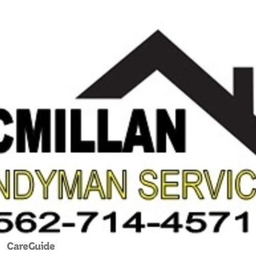 Handyman Provider Jason Mc Millan's Profile Picture