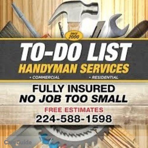 Handyman Provider Joe Borys's Profile Picture