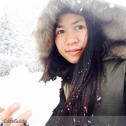 Canadian Nanny Provider Juditha Lolo's Profile Picture